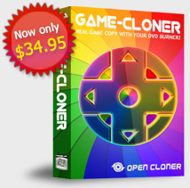 Game copy software - Game-Cloner